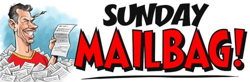 Sunday Mailbag- New Books or DVD?