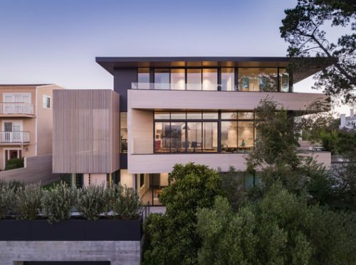 Dolores Heights Residence / John Maniscalco Architecture