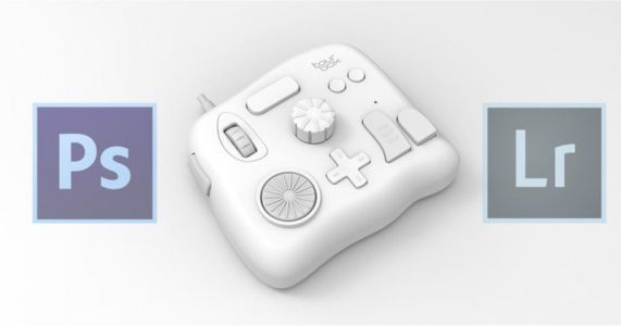 TourBox is Like a Gaming Controller for Photoshop and Lightroom Editing