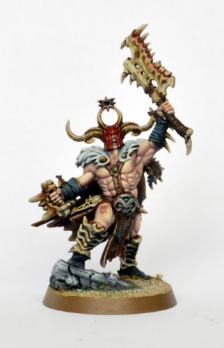 Showcase: Warcry Untamed Beasts Heart-eater