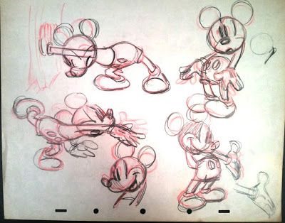Fred Moore's Mickey