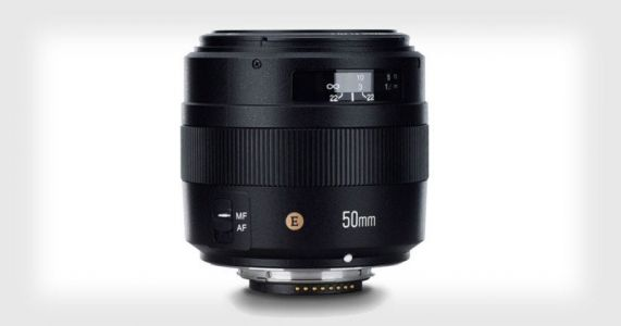 Yongnuo Unveils the YN 50mm f/1.4N E for Nikon F Cameras