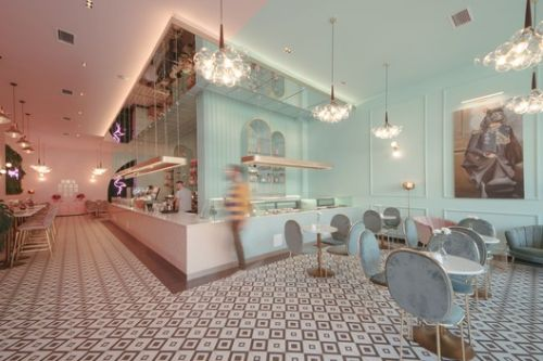 Gusto Cake Cafe / Inco Group