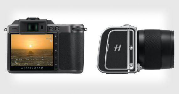 Firmware Update Adds Distance Scale and Better Interval Timer to Hasselblad X1D II and 907X