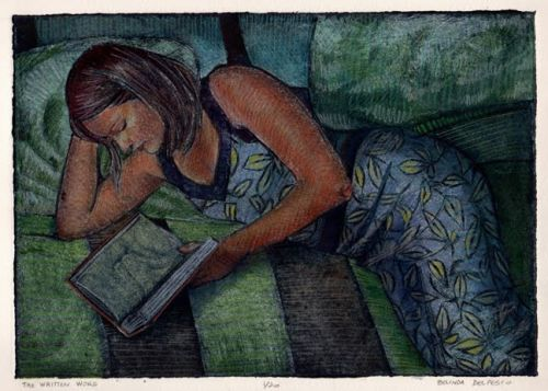 Figurative Collagraph Printmaking - Printing Intaglio, and Relief, and Adding Other Media
