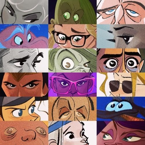 This eye meme is so much fun, I had to join in. Thanks to