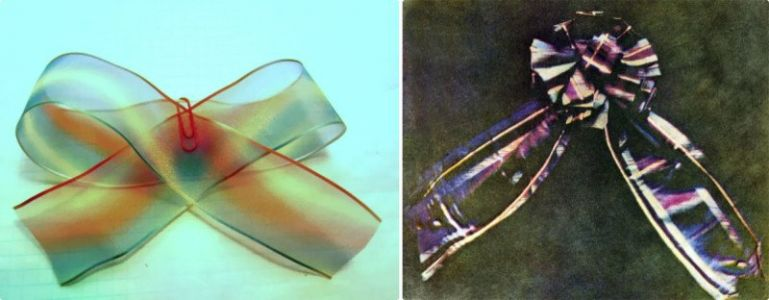 Recreating the First Color Photo Ever Made