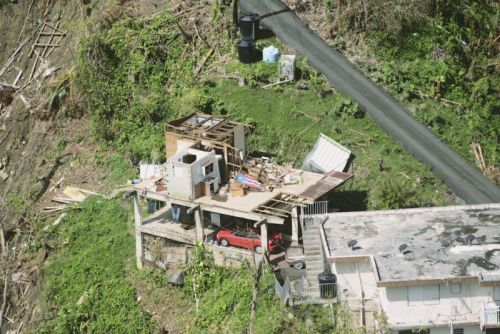 I Shot Aerial Photos of Puerto Rico in Ruins After Hurricane Maria