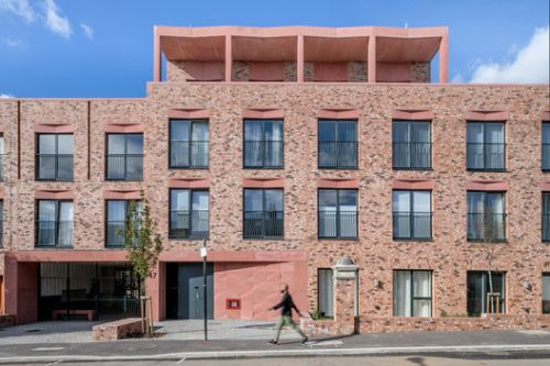 Gainsford Road Housing / Gort Scott