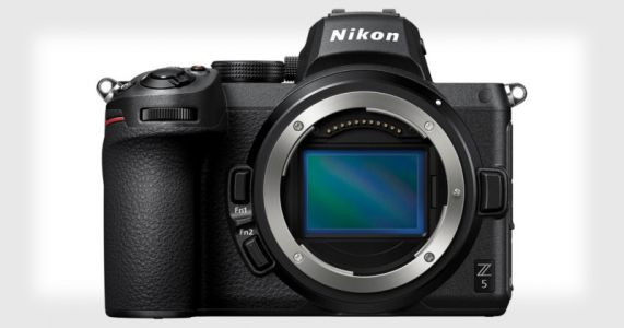Nikon Unveils the Z5, Its Entry-Level Full-Frame Mirrorless Camera