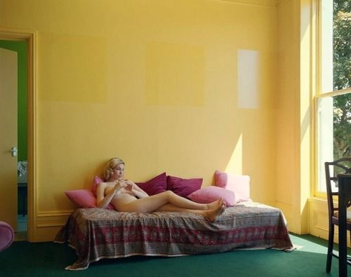 Time out, Jeff Wall