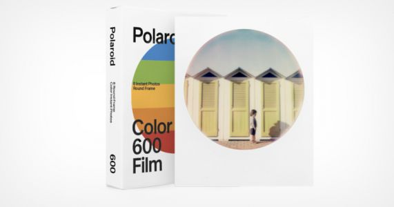 Polaroid Announces the Return of the 600 Round Frame Instant Film