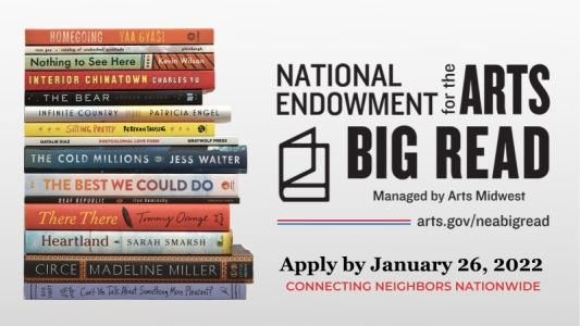 All About the NEA Big Read Books