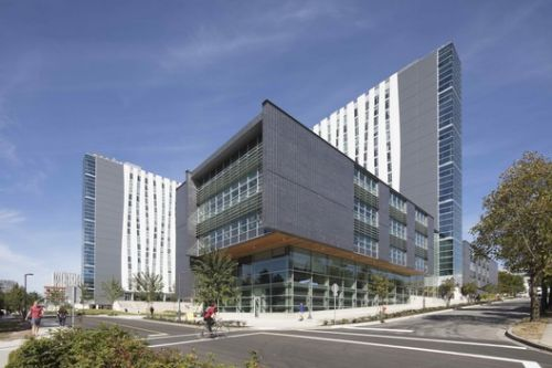 Orchard Commons, University of British Columbia / Perkins+Will