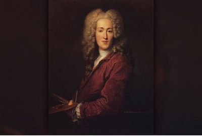 Nicolas Lancret. Painter of 18th century French manners