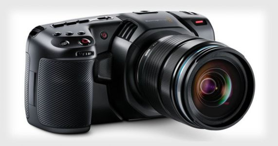 Blackmagic Unveils a $1,295 Compact Camera That Shoots 4K RAW