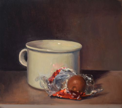 Cup and Chocolate