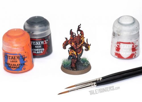 Tutorial: How to paint Flames and Fire
