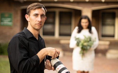 Photographer Sues Virginia, Says New Law Could 'Force' Him to Shoot Same-Sex Weddings