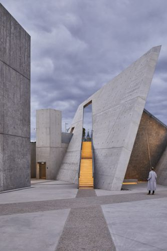 Daniel Libeskind On the Poetics of Memory and Time in Architecture