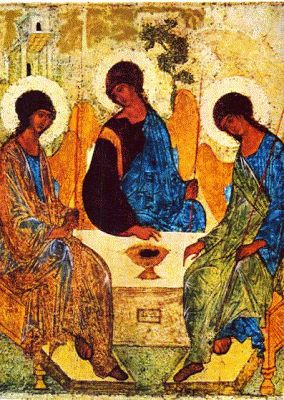 The Trinity, Part II - Profound Peace and Unity