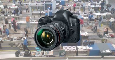 TSA Requires a Separate Screening of Cameras in Airports Now