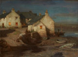 William Stewart MacGeorge, The Harbour, Kirkcudbright