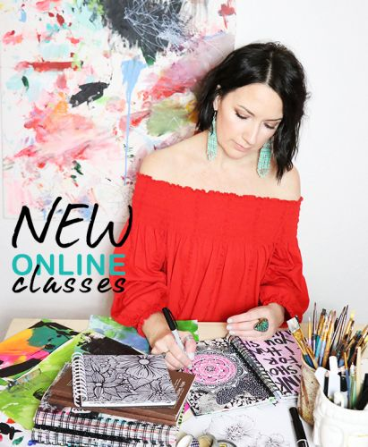 New online classes are here!