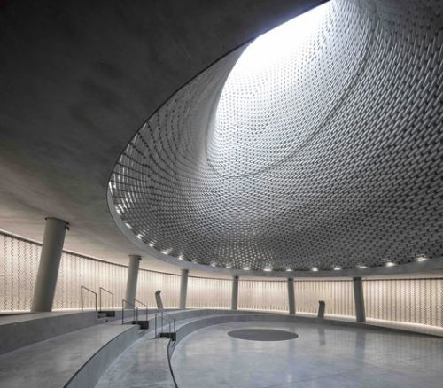 The Memorial Hall of Israel's Fallen at Mount Herzl / Kimmel Eshkolot Architects
