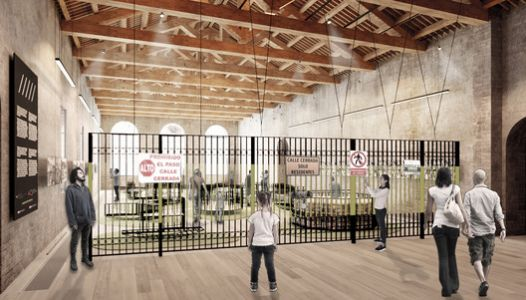 """Peru Pavilion in the 2021 Venice Biennale: """"Playground, Artifacts for Interaction"""""""
