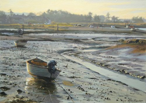 Early Morning Light, Brancaster Staithe
