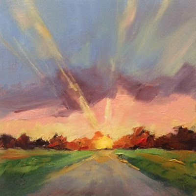 """""""PROMISE OF A NEW DAY"""" by TOM BROWN"""