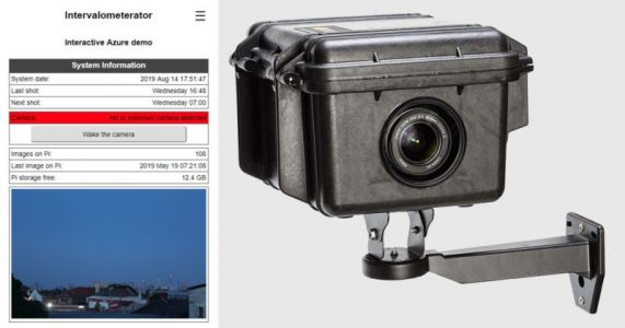 Intervalometerator: Open Source Code for a Remote Timelapse DSLR