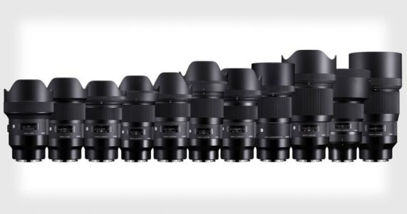 Sigma to Launch 11 L-Mount Art Prime Lenses and a Lens Adapter