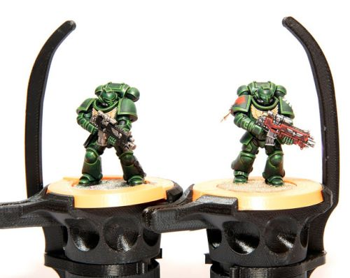 WIP: Dark Angels Intercessors