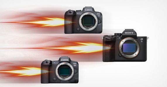 Sony Overtakes Canon in October Camera Sales Numbers Out of Japan