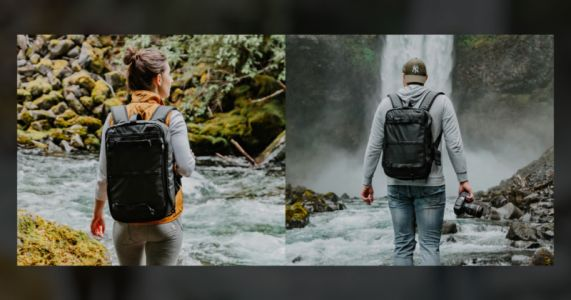 This Super-Fast, All-Access Camera Bag Raised $600,000+ on Kickstarter