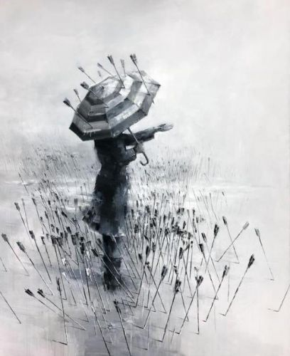 The Art of PejacSilvestre Santiago a.k.a. Pejac is a Spanish