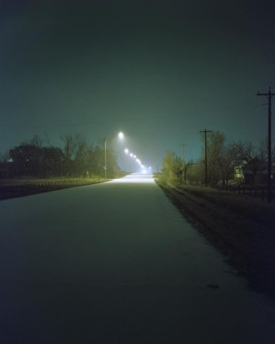 Darkness on the Edge of Town, Mark Webber