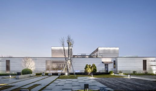 Haiyue Community Cultural Center / L&M DESIGN LAB