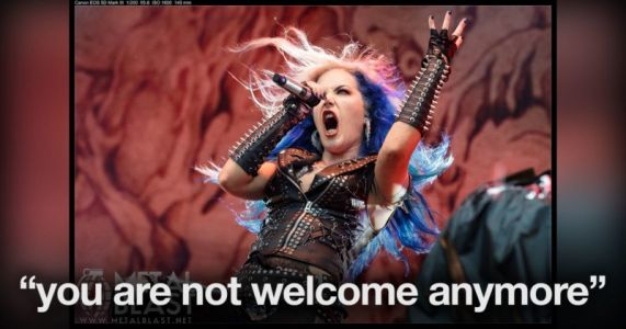 Thunderball Clothing Shuttered Due to Outrage from Arch Enemy Photo Ban