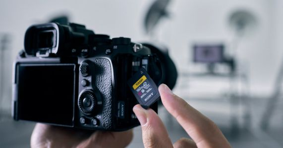 Sony Unveils World's First CFExpress Type A Memory Cards and Reader