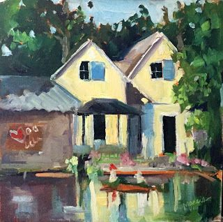 Summer Reflections - SOLD