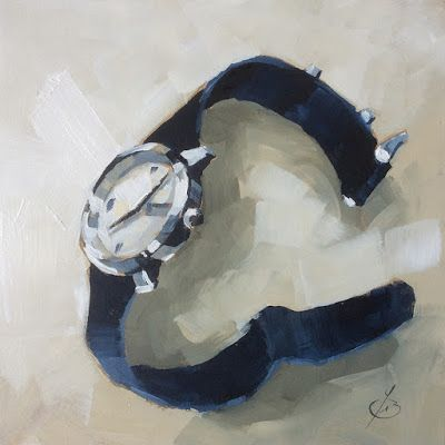 WRISTWATCH by TOM BROWN