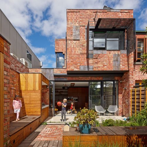 Cubo House / Phooey Architects