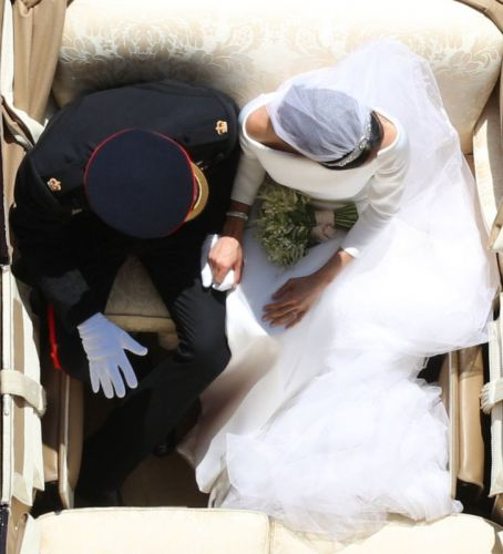 Royal Wedding Photographer Reveals How Viral Photo Was Shot