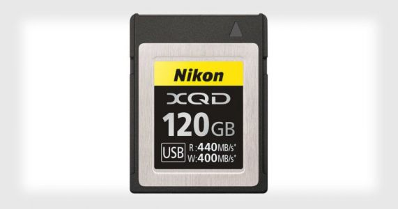 Nikon Unveils Its Own XQD Memory Cards