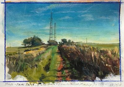 Paint a Cell Tower Challenge Results