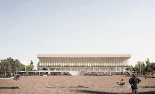 Mutual Atelier Wins Rahovec City Square Competition in Kosovo