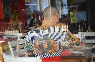 Tattoo Boom in Barcelona